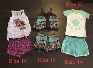Girls Clothing - Size 14/16 - $2.18 per item