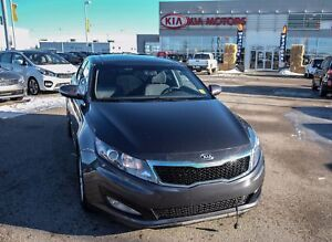 2013 Kia Optima LX+ REMOTE START - HTD SEATS - ECO -