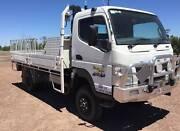 Fuso Canter 4x4 Truck Goondiwindi Goondiwindi Area Preview