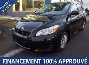 2011 Toyota Matrix *65$/SEM*FINANCEMENT 100% APPROUVÉ*