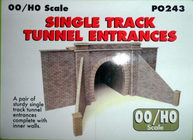 New Metcalfe Single Track Tunnel Entrances PO243