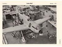 Luftfahrt im Bild Bild-Nr B 123 Focke-Wulf Fw-190 V56 3liB123// Foto