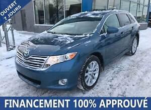 2010 Toyota Venza AWD**74$/SEM*FINANCEMENT