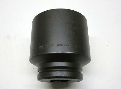 Wright Tool 3-58 Impact Socket 1-12 Drive 6-point Made In Usa 84858