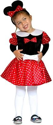 Carnival Halloween Costume kids Minnie mouse 1, 2, 6, 8 years Old MARK512 Suit (1 Year Old Girl Halloween Costume)