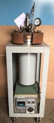 Parr Fike Reactor Bomb Calorimeter Vessel With Controller Used