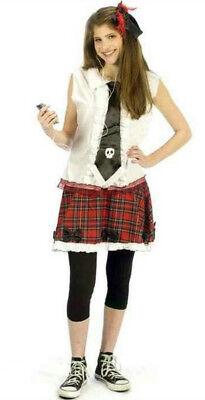 Wicked Innocence School Girl Junior Costume Size Large - School Girl Costume