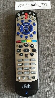 Dish Network 21 1  2 Uhf Satellite Receiver Remote Control