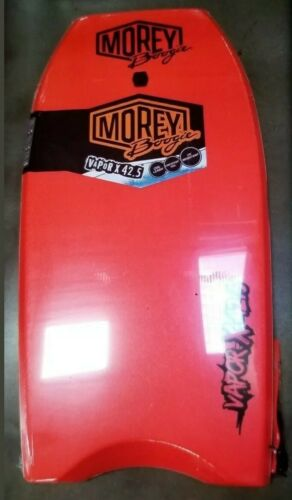 """""""MOREY"""" Boogie Board In Red Color"""