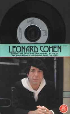 "Leonard Cohen-Bird on the wire ep 7"""