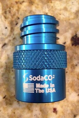 The Best Sodastream Co2 Adapter Valve Made In The Usa See Why  Sodaco2 Brand