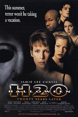 Halloween H20 20 Years Later Movie Poster 18'' X - Halloween H20 20 Years Later Movie