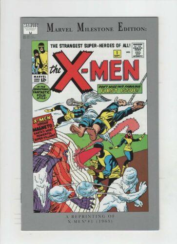 MARVEL MILESTONE EDITION X- MEN #1 NM, reprint X- Men #1, Jack Kirby cover & art
