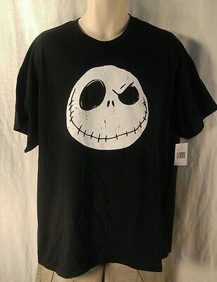 Jack Skellington Nightmare Before Christmas Shirt Mens Disney Apparel XL - Nightmare Before Christmas Clothing