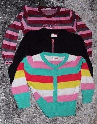 3x Pullover Mädchen Gr.92 Top Zustand