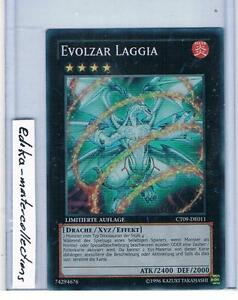 CT09-DE011 Evolzar Laggia Super Rare Limitierte Auflage