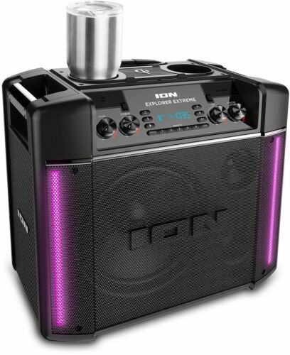 ION Audio Explorer Extreme Speaker In/Outdoor Bluetooth Rechargeable™