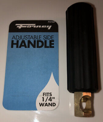 Forney 75167 Pressure Washer Universal Wand Lance Side Handle Grip Fits 14