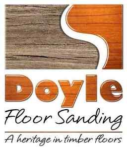 DOYLE  FLOOR SANDING Coorparoo Brisbane South East Preview