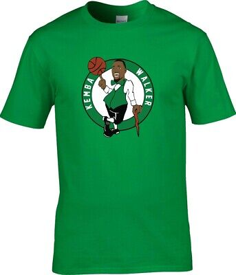 Kemba Walker Boston Celtics LOGO T-Shirt
