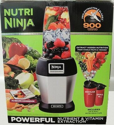 Nutri Ninja Pro Single Serve Blender NEW