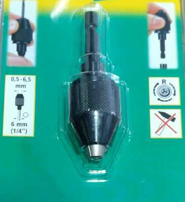 PORTABROCAS PARA DESTORNILLADOR (atornillador electrico ixo adaptador de brocas)