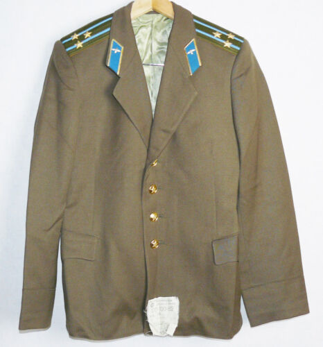 Blazer Colonel Daily Jacket Tunic Original Soviet USSR Russian Military Uniform