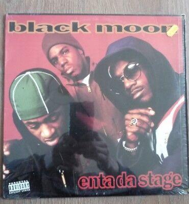 Black Moon - Enta The Stage Vinyl LP