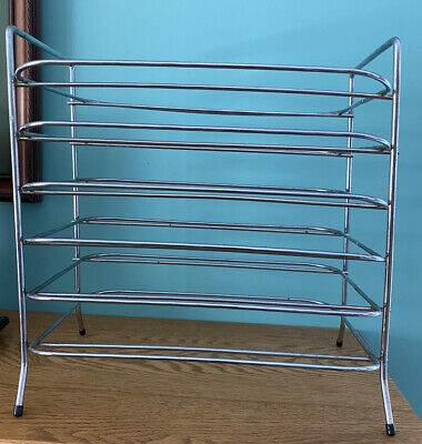 Stainless Steel Medical Dental Instrument Tray Rack Standard