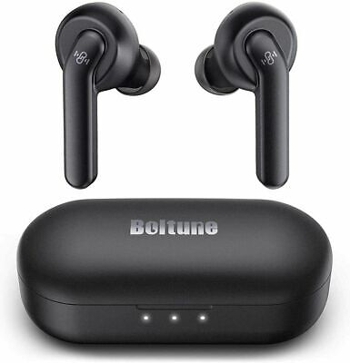 Boltune BT-BH023 Active Noise Cancelling Wireless Stereo Earbuds Bluetooth V5.0