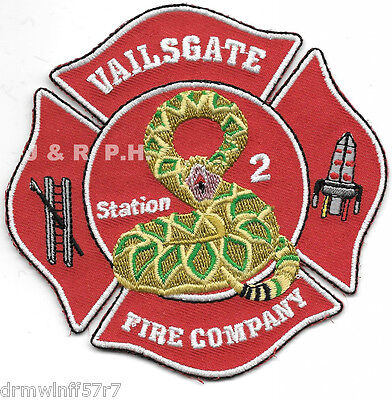 "fire patch Schriever  A.F.B. 5/"" x 4/"" size Colorado"