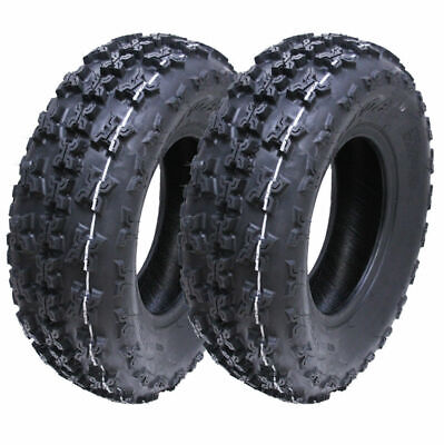 21x7.00-10 Slasher ATV quad tyre WP01 Wanda Race 6ply E marked 21 7 10, Set of 2