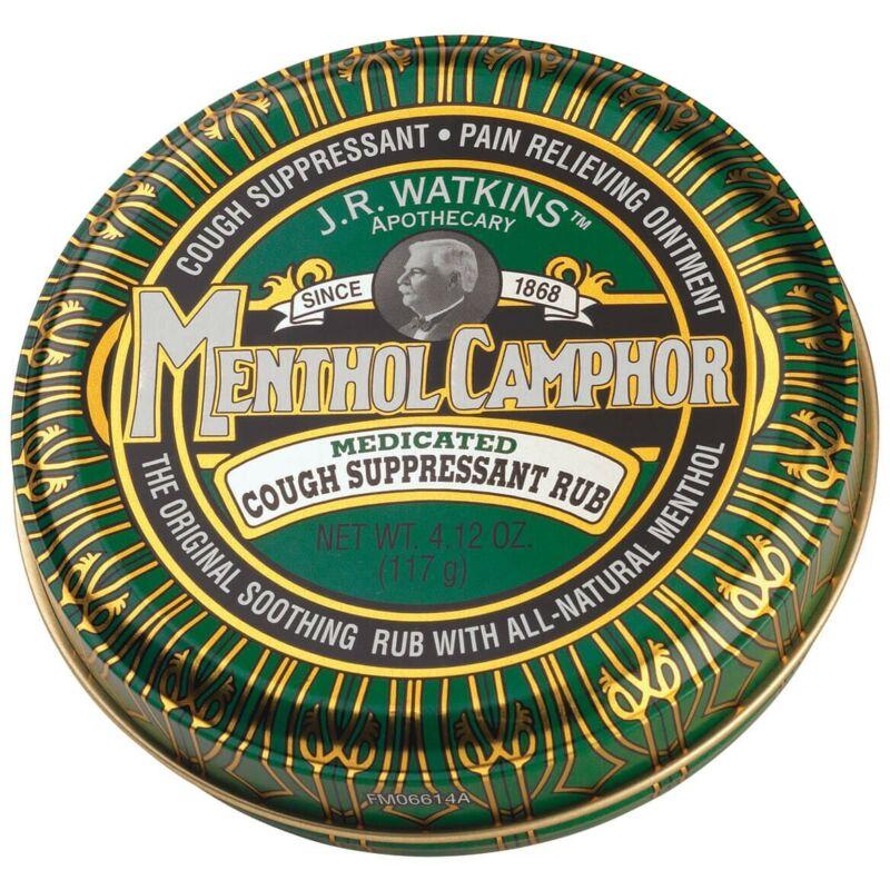 Menthol Camphor Ointment 4.125 ozWatkins™ menthol camphor ointment Freeship