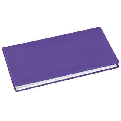 2-year Pocket Planner Calendar 6.75 X 3.63 Purple