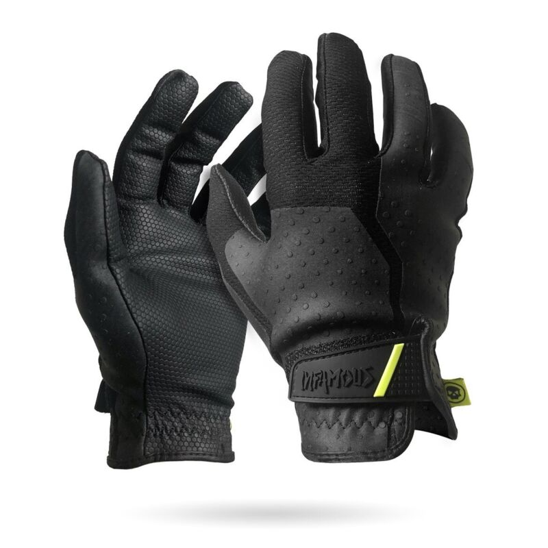 Infamous Paintball Pro DNA Sicario Gloves - Black - Large