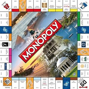 Mosman Monopoly Game- limited. Edition Mosman Mosman Area Preview