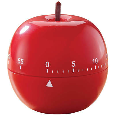 Timer Classroom (Teacher's Red Apple 60 Minute Timer Kitchen Classroom)