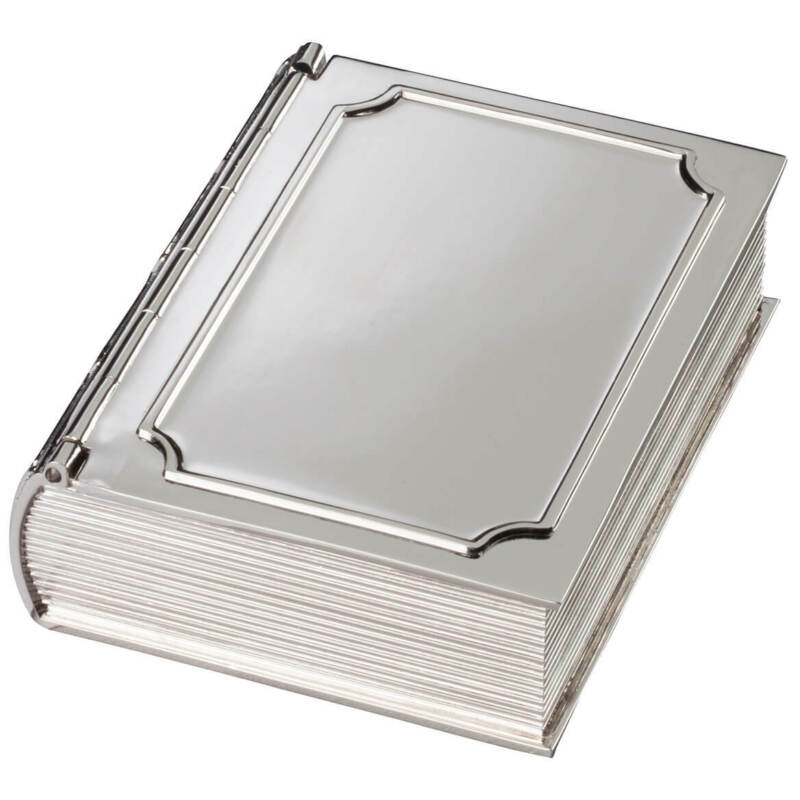 Book Keepsake Box