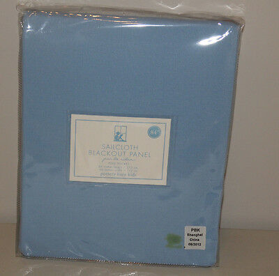 NIP Pottery Barn Kids Blue SAILCLOTH BLACKOUT ...