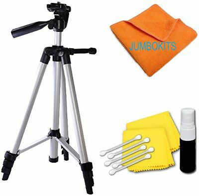 "50"" PROFESSIONAL TRIPOD FOR NIKON DSLR CANON EOS REBEL DSLR SONY ALPHA"