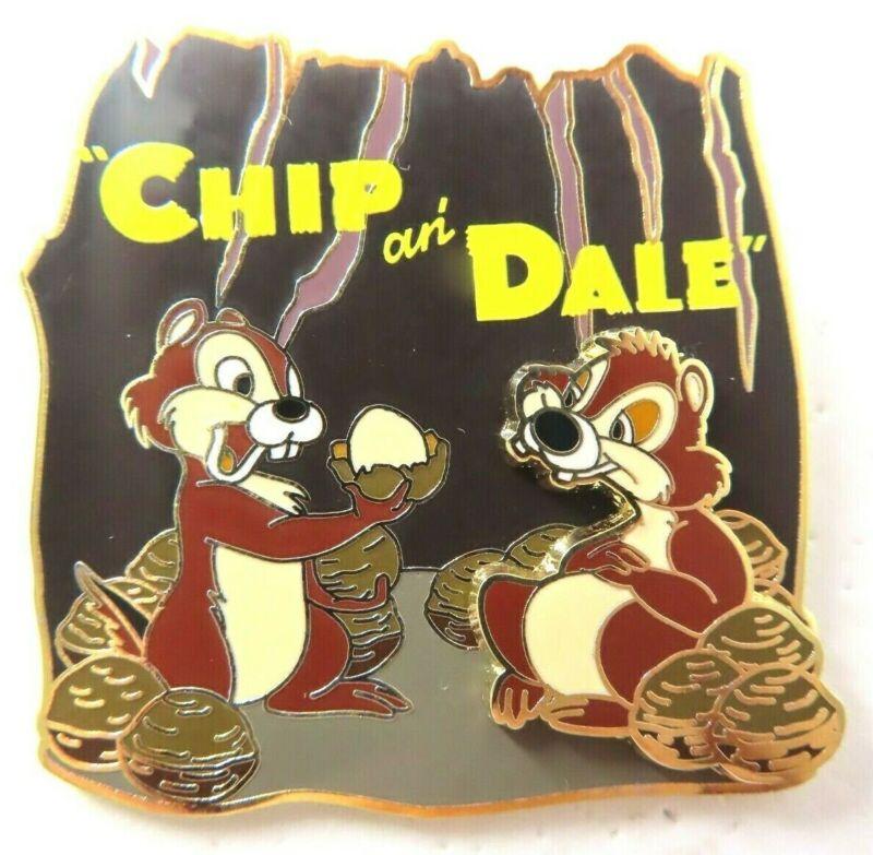 Disney Pin DLR Disney Shorts Mystery Chip & Dale #94552