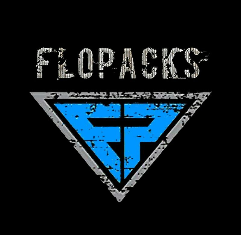 """THE 5 PACK"" FLOPACKS SPEED PACK PROVEN OVER 175 MPH"