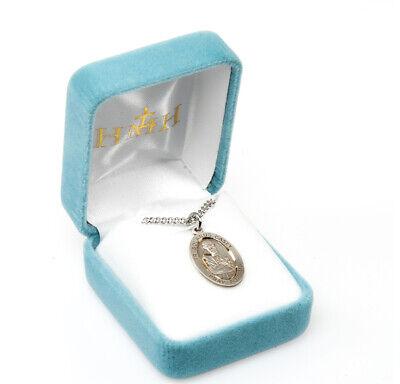 Width = 23mm Solid 925 Sterling Silver Official U of Cincinnati Large Enamel Pendant Necklace Charm Chain