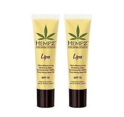 Hempz Herbal Lip Balm .44 oz