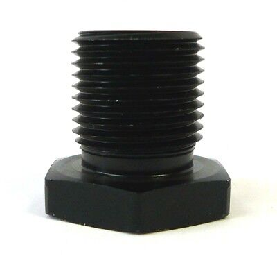 Lathe Threaded Spindle Adapter Bushing 1/2-20 to 3/4-16 Mount Chucks Face Plates, used for sale  Shipping to India