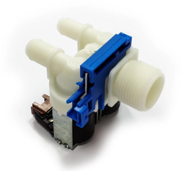 Electrolux Washing Machine 132441612 Solenoid Valve 2-Way WITH Flowmeter