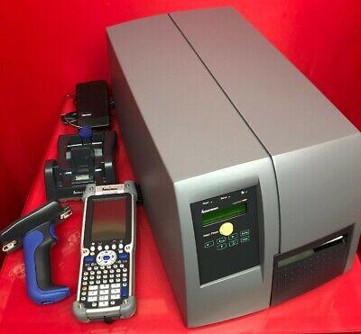 Intermec Pm4i Easycoder Pmi Direct Thermal Printer With Accessories