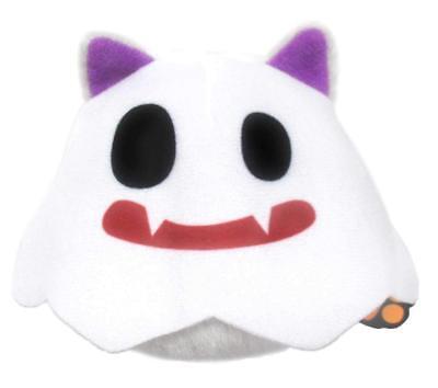 Sanei Boeki Neko Dango Squishable Halloween 2018 Ghost Cat Plush Doll Stuffed JP (Jp Halloween)