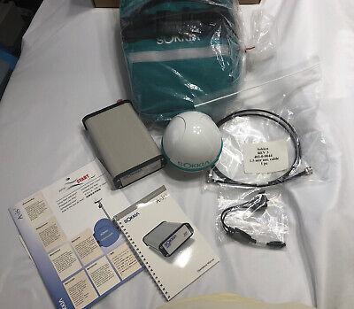 Bnib Sokkia Axis 3 Gps Receiver Antenna Bag Accessories Pn 502-0-0010 Gtd