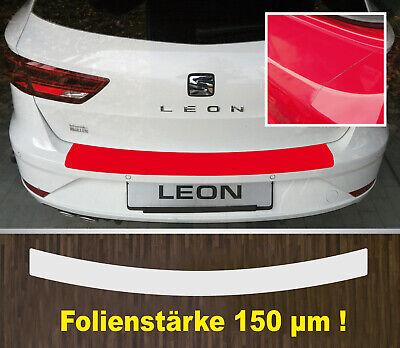 Ladekantenschutz Lackschutzfolie transparent Seat Leon ST Kombi ab 2017  150 µm